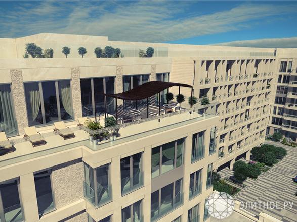 Комплексы апартаментов