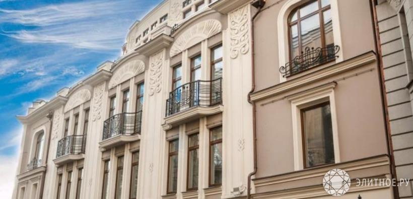 Средняя стоимость аренды элитного жилья в Москве снизилась до 23,7 тыс. долларов в месяц