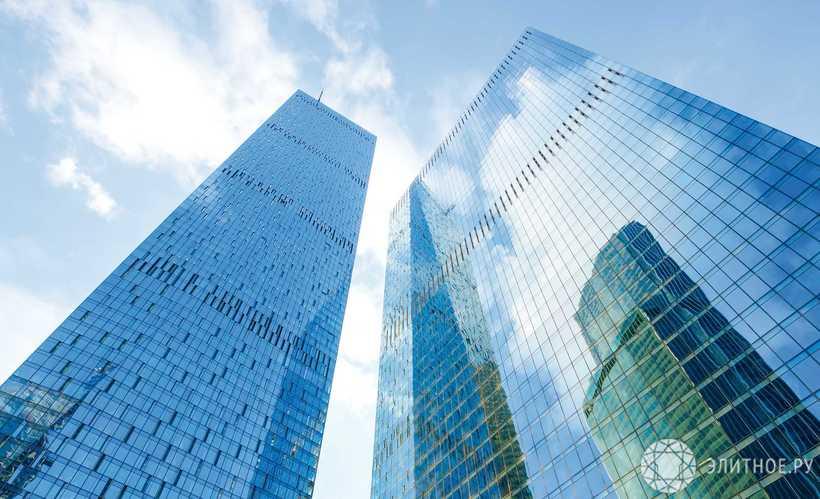 Большинство апартаментов ММДЦ «Москва-Сити» продается в башне «ОКО»