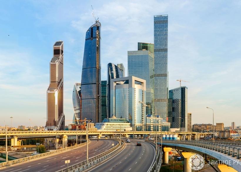 Самые дорогие однокомнатные квартиры сдаются в ММДЦ «Москва-Сити»