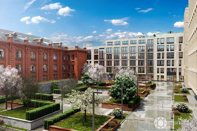 В новостройках с разными форматами квартиры стоят дороже апартаментов на 55