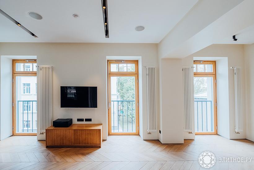 Владелец «Кофемании» инвестировал вэлитное жильё вцентральной части Москвы