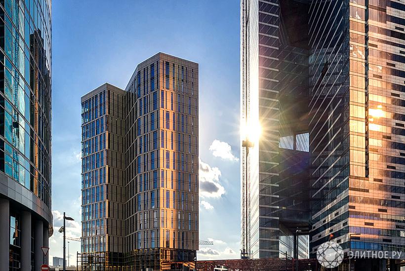 За год продажи апартаментов в ММДЦ «Москва-Сити» выросли втрое