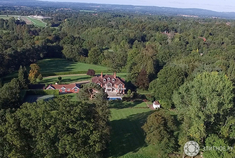 Дом Тома Круза впригороде Лондона выставили на реализацию за $6 млн