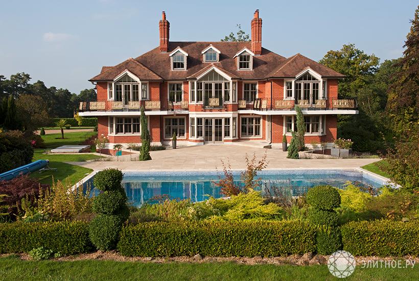 Прежний дом Тома Круза в Англии выставлен на реализацию за $6 млн