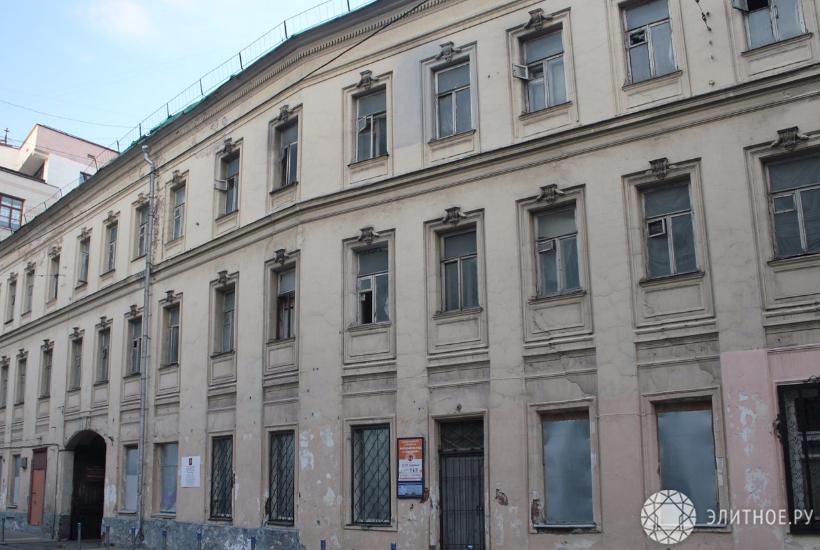 Прошлый театр в столицеРФ выставили на реализацию заполмиллиарда руб.