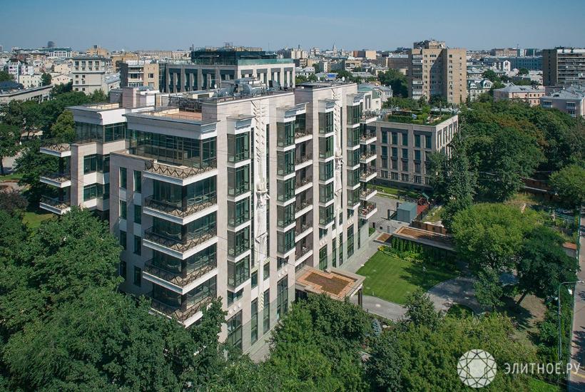Названа стоимость самой дорогой квартиры в российской столице