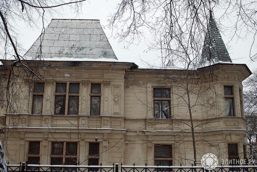АИЖК выставило на реализацию дом Снегирева наПлющихе