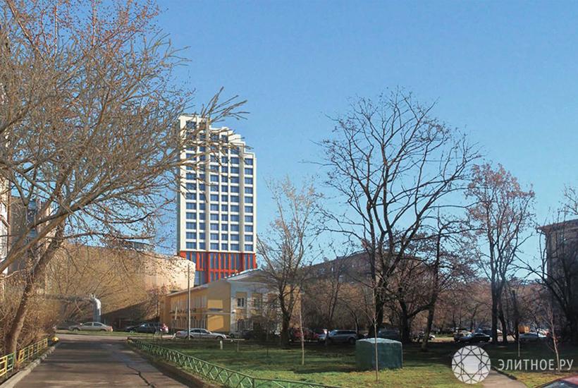 Москвичи раскупают квартиры бизнес-класса