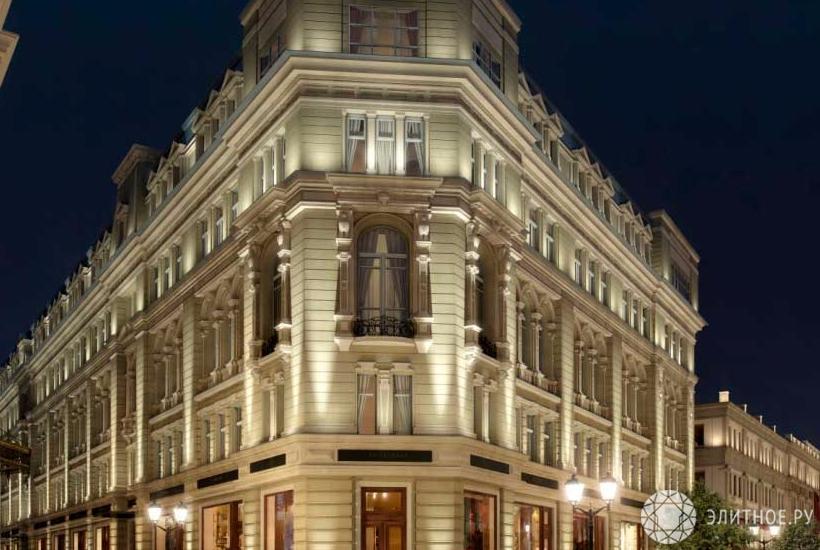 Самая дорогая съемная квартира в российской столице  стоит 800 тыс.  руб.  замесяц
