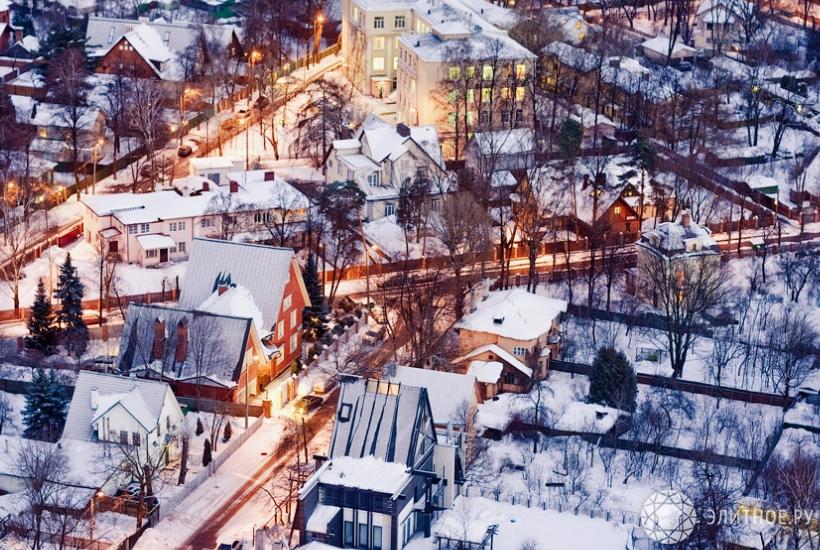 Самый дорогой личный дом столицы оценен водин млрд. руб.