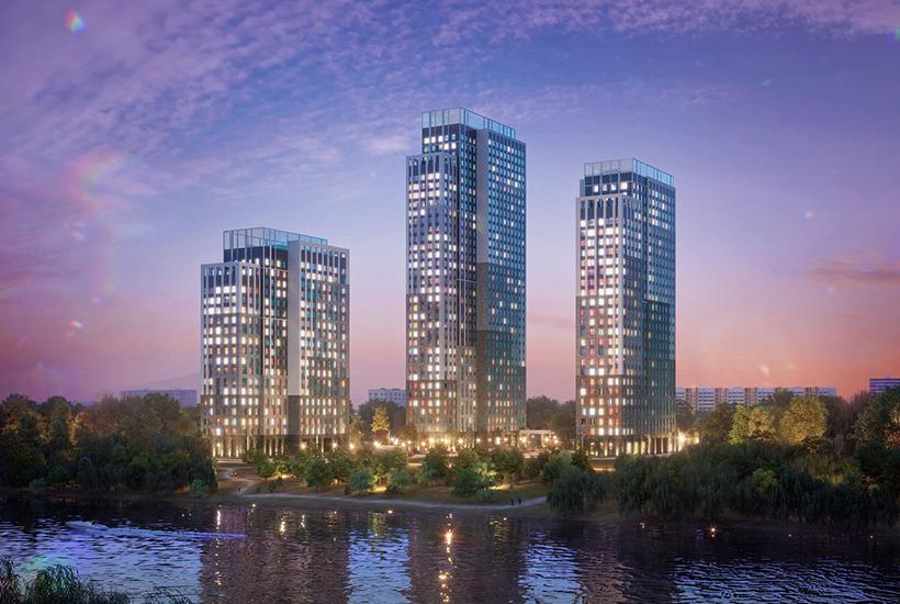 Выручка девелоперов проектов бизнес-класса Москвы выросла на 38% за год