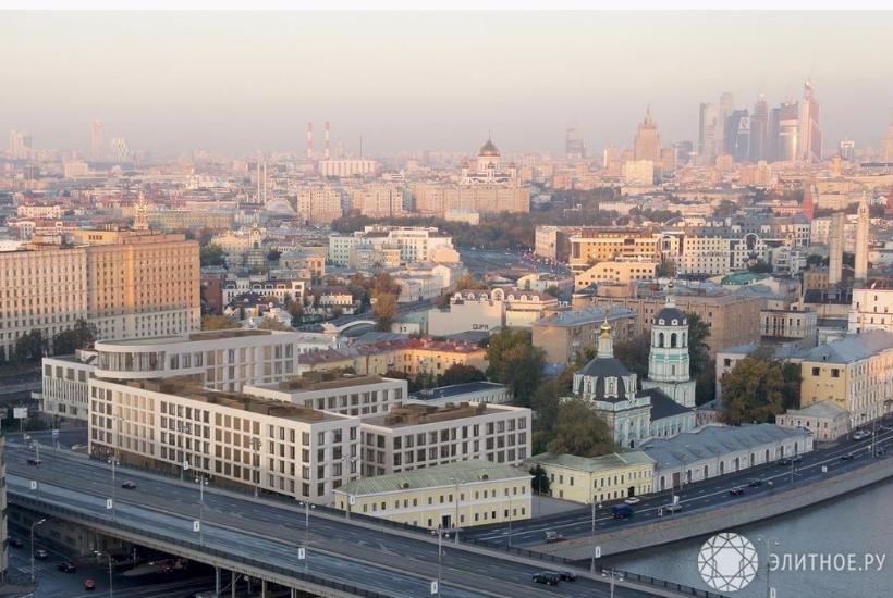 В 2017 году на рынок дорогой недвижимости Москвы может выйти 50 новых проектов