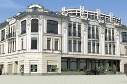4-комнатная квартира в Клубный дом Плотникофф