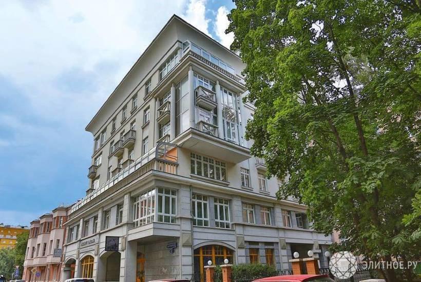 Продажа квартиры на улице козихинский б переулок в москве