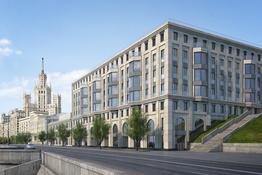 Видовые 3-комнатные апартаменты в комплексе ЗВЕЗДЫ АРБАТА